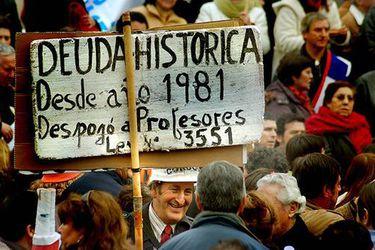 Profesores v/s el Estado: CorteIDH entra a fase final de demanda por más de US$94 millones de deuda previsional histórica