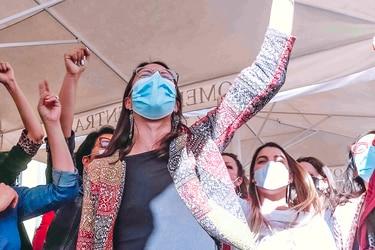 """El """"efecto constituyente"""" que impactó a alcaldías emblemáticas en la Región Metropolitana"""
