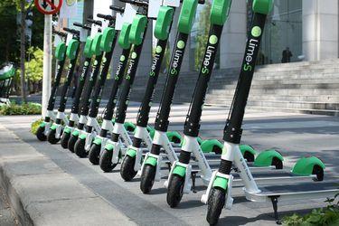 Desde hoy Uber incluirá a los scooters de Lime dentro de la comuna de Las Condes