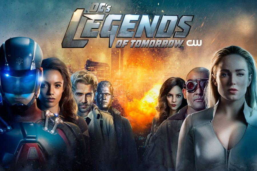 Legends of Tomorrow cuarta temporada