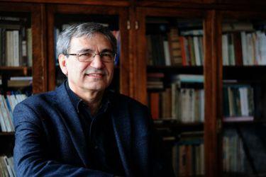Nobel Orhan Pamuk visitó la FIL de Guadalajara