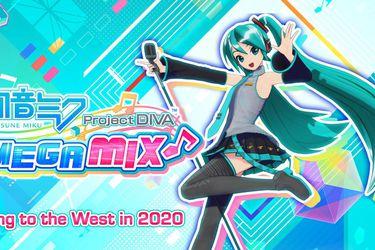 Hatsune Miku: Project DIVA MegaMix para Nintendo Switch llegará a occidente el 15 de Mayo