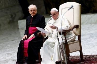 """""""No tener miedo a la verdad"""": Papa Francisco condena """"la hipocresía"""" y las """"medias verdades"""" al interior de la Iglesia"""