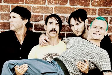 Red-Hot-Chili-Peppers-por-James-Callahan