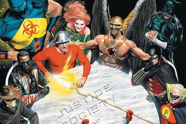 Rumor: Warner Bros estaría considerando una película de la Sociedad de la Justicia