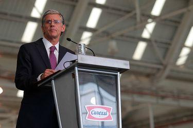 Gonzalo Bofill, líder de la familia que controla Carozzi S.A., que a su vez es dueña de Empresas Carozzi.