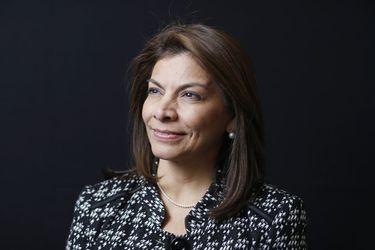 Candidata de Costa Rica Laura Chinchilla al BID busca cerrar fisuras políticas en Latinoamérica
