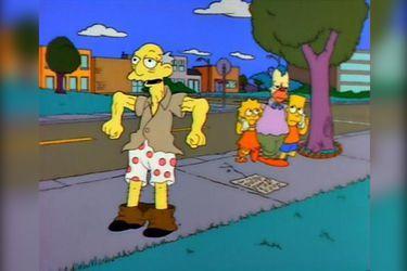 El curioso error del Banco Santander que homenajeó a Los Simpsons
