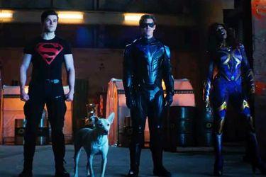 Prepárense para el regreso de Titans con estas nuevas fotos de la tercera temporada