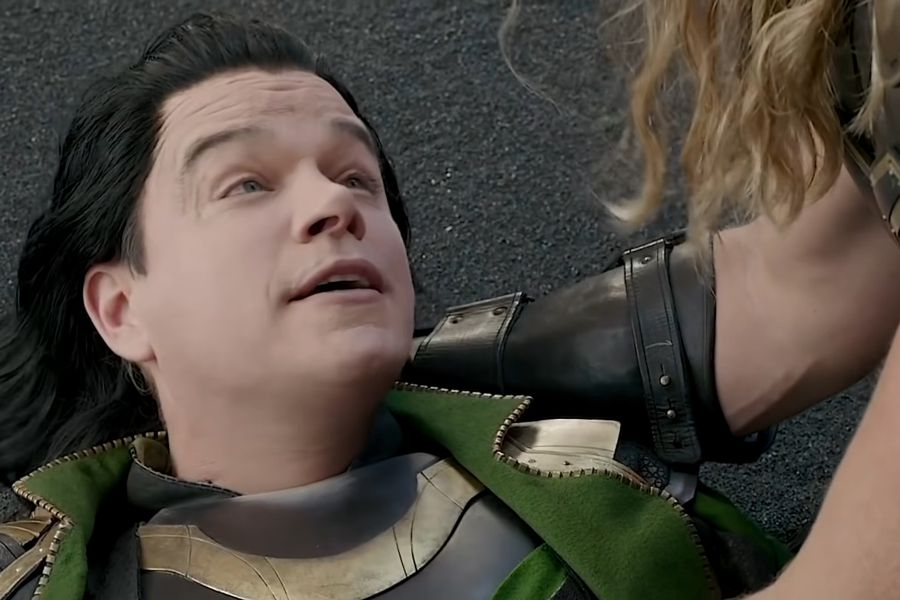 Matt Damon también sería parte de Thor: Love and Thunder - La Tercera