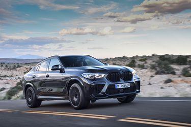 BMW X5 M Competition y X6 M Competition: los bávaros ponen 625 caballos para el deleite familiar