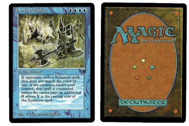 Wizards of the Coast removió varias cartas racistas de Magic: The Gathering