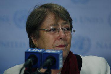 Expresidenta Michelle Bachelet viaja rumbo a Chile tras fallecimiento de su madre, Ángela Jeria
