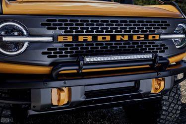 Ford promete más aptitudes con el anuncio del Bronco Everglades