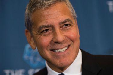 George Clooney recibirá el César Honorífico en los premios de este año