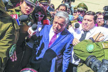 Corrupción en Rancagua: Fiscalía Sur arremete y solicita 10 años de cárcel para exministro Emilio Elgueta