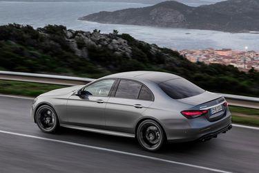 Mercedes-AMG E 53 4MATIC+: Lujo y deportividad sin ostentación