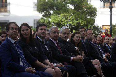 Sebasti‡n Pi–era promulga la nueva Ley que Moderniza la Legislaci—n Bancaria