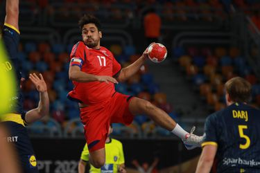 La potencia física de Suecia barre con Chile