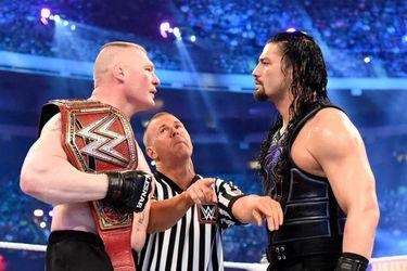 Brock Lesnar duplica sin problemas al segundo luchador que más gana en la WWE