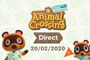 Nintendo realizará un Direct de Animal Crossing este jueves