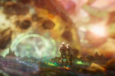 Miren una ignorada ciudad del Reino Cuántico en este concepto deAnt-Man and The Wasp