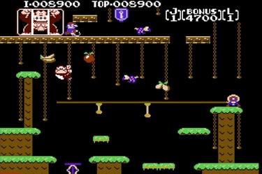 Donkey Kong Jr. se suma a los juegos de Nintendo en la Switch