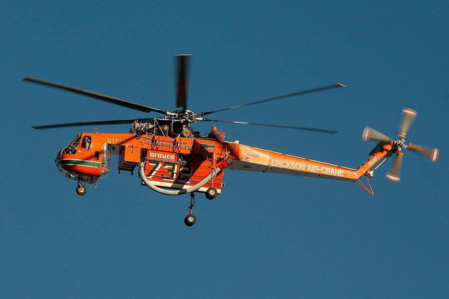 Helicoptero-combate-de-incendios