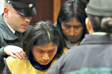 ecuatorianos Tortura
