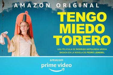 Tengo Miedo Torero llega esta semana a Amazon Prime Video