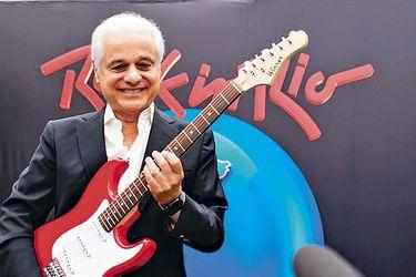 """Rock in Santiago: """"Estamos hablando ahora la opción de hacer Rock in Rio en Chile"""""""