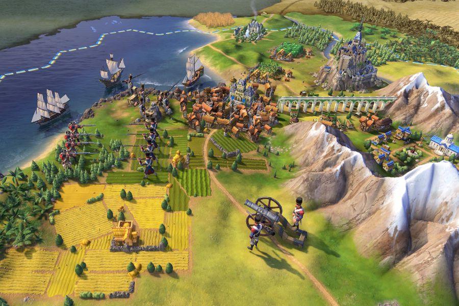 Civilization VI está gratis en la Epic Games Store - La Tercera