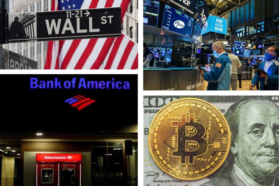 """Bank of America aconseja huir de acciones """"espumosas"""" y tener cuidado de burbuja del bitcoin"""