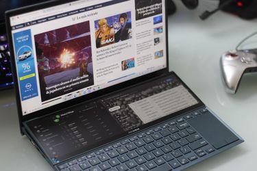 Review  | Asus Zenbook Duo 14: Un notebook con pantalla dual y una excelente portabilidad