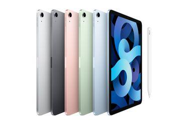 Análisis: iPad Air 2020, las tabletas se ganaron su espacio