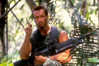 Arnold Schwarzenegger rechazó un cameo en la nueva Depredador