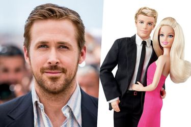 Ryan Gosling negocia para interpretar Ken en la película de Barbie protagonizada por Margot Robbie