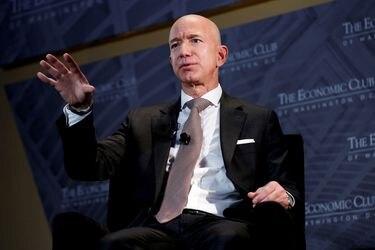 Bezos busca dejar como legado un mejor trato para sus empleados