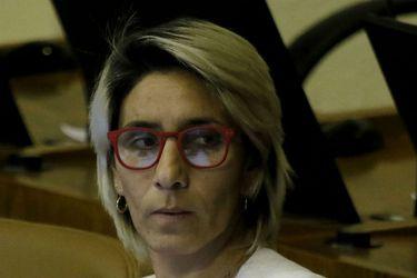 "Erika Olivera, atleta retirada y diputada de RN: ""No tengo claro por qué se cambió a Kantor"""