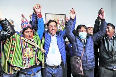 El retorno del MAS (y Evo Morales)