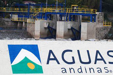 Ganancias de Aguas Andinas retroceden en el primer semestre ante impacto de la sequía y la pandemia