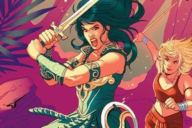 Xena: La Princesa Guerrera tendrá una nueva serie de cómics