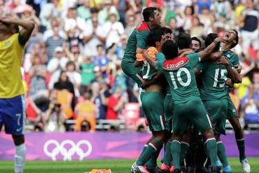 11 de agosto: La U golea a Independiente y México logra la hazaña en Londres 2012