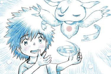 Anuncian película basada en Digimon Adventure 02