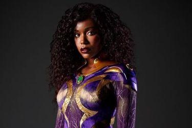 Así se verá Starfire en la tercera temporada de Titans