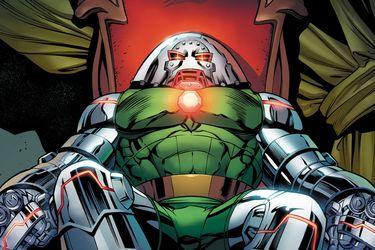 """Prepárense para la fusión de personajes con el nuevo """"Heroes Reborn"""" de Marvel Comics"""