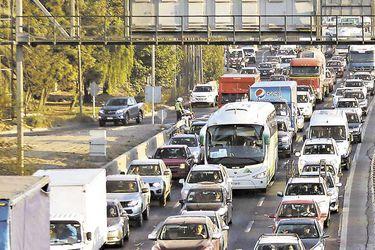 Congestión taco