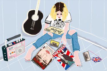 Nostalgia por el britpop
