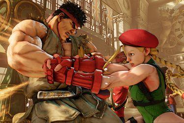 Escenario clásico de Cammy llega a Street Fighter 5