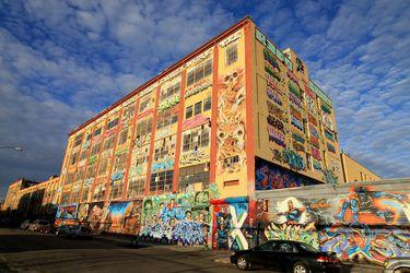 Los grafitis de la disidencia: la historia tras 5 Pointz